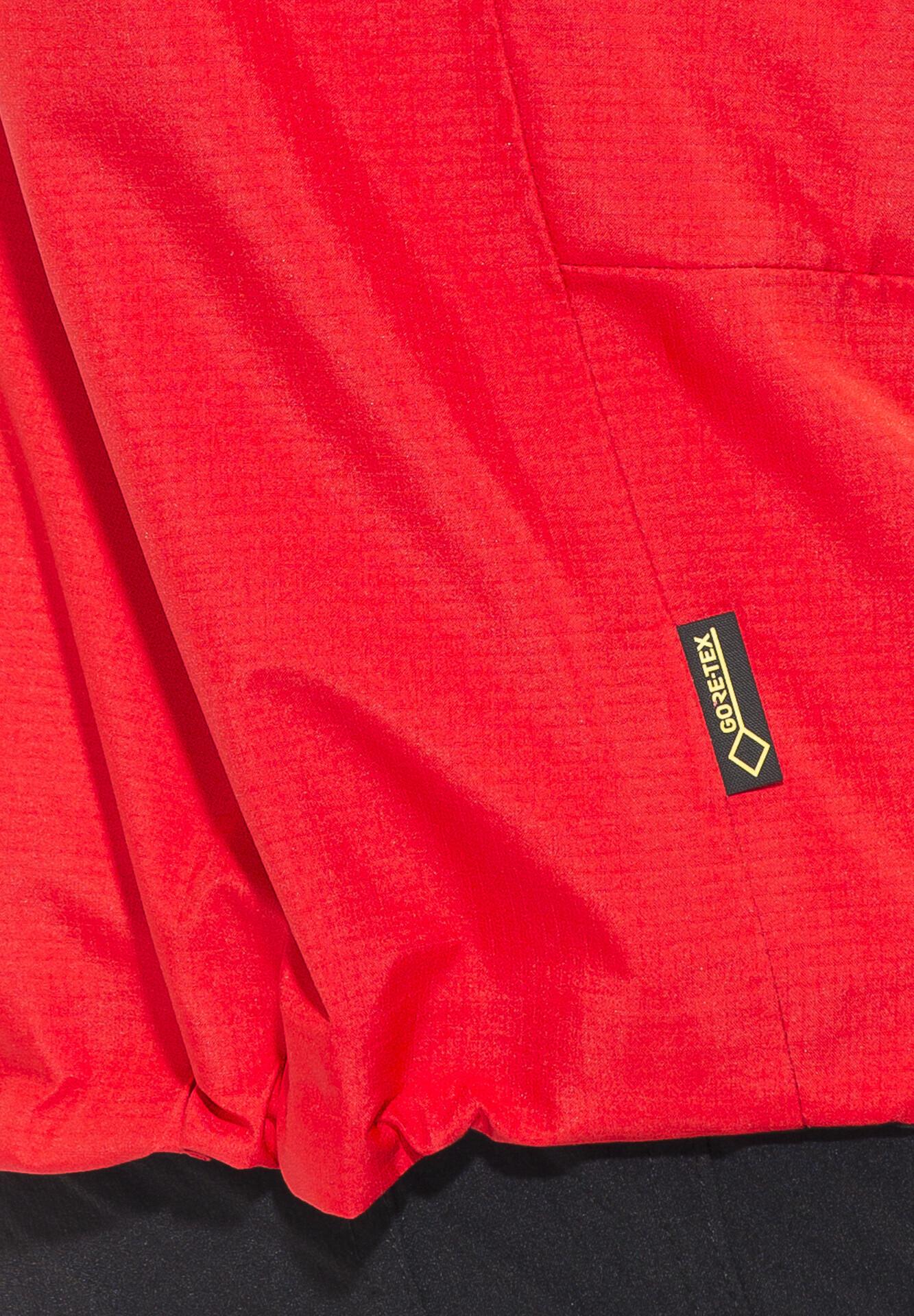 Sur Millet Veste Gtx Homme Jungfrau Rouge Campz 5XwX4qE
